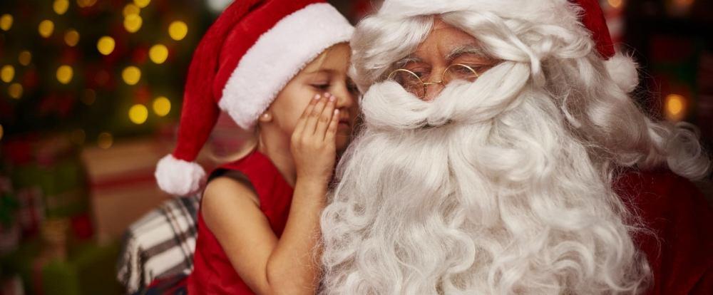 Le Storie Di Babbo Natale.La Storia E La Leggenda Di Babbo Natale Paginemamma