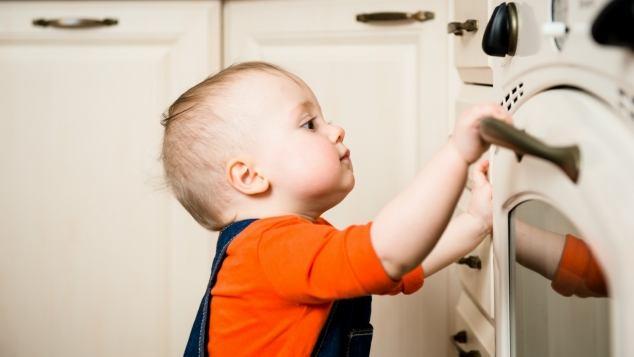 Casa sicura per bambini paginemamma - Casa gonfiabile per bambini ...