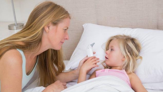 Come curare l\'influenza nei bambini - Paginemamma