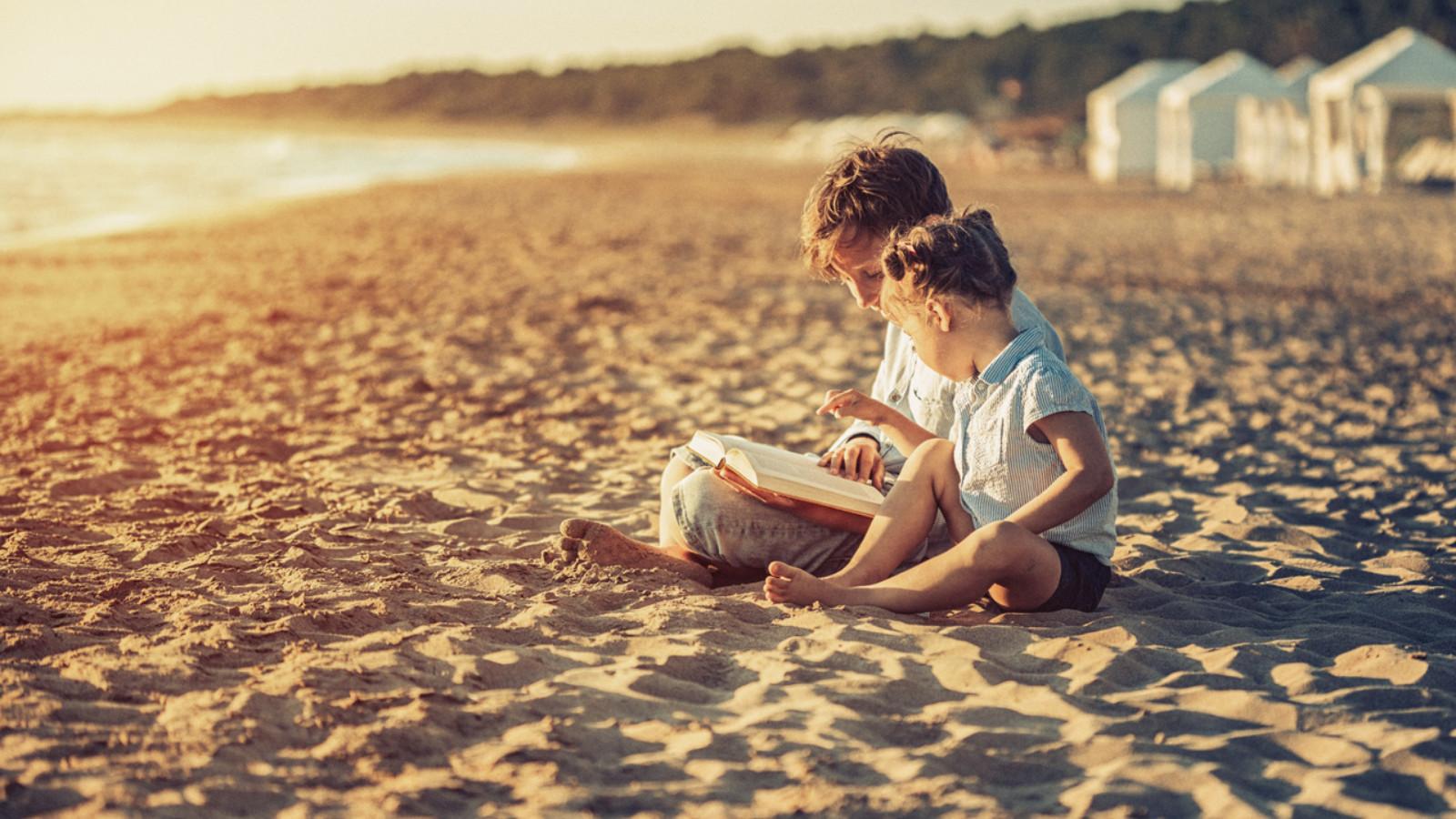 10 libri per bambini da leggere in vacanza