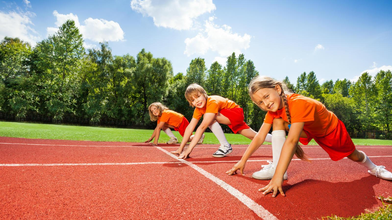 Atletica leggera per i bambini, perché è importante