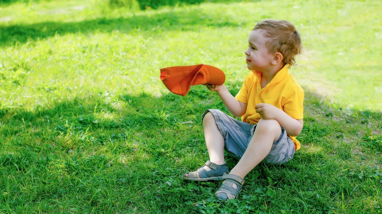 Colpo di calore nei bambini