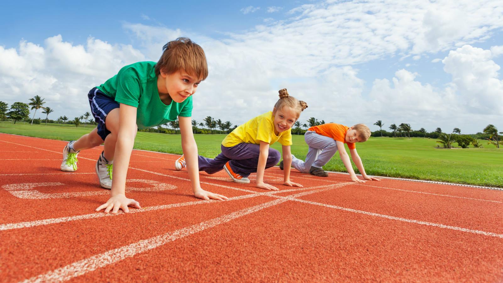 Come evitare che i bambini smettano di fare sport