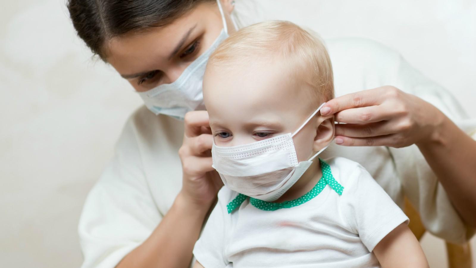 Come riconoscere i sintomi COVID nei bambini