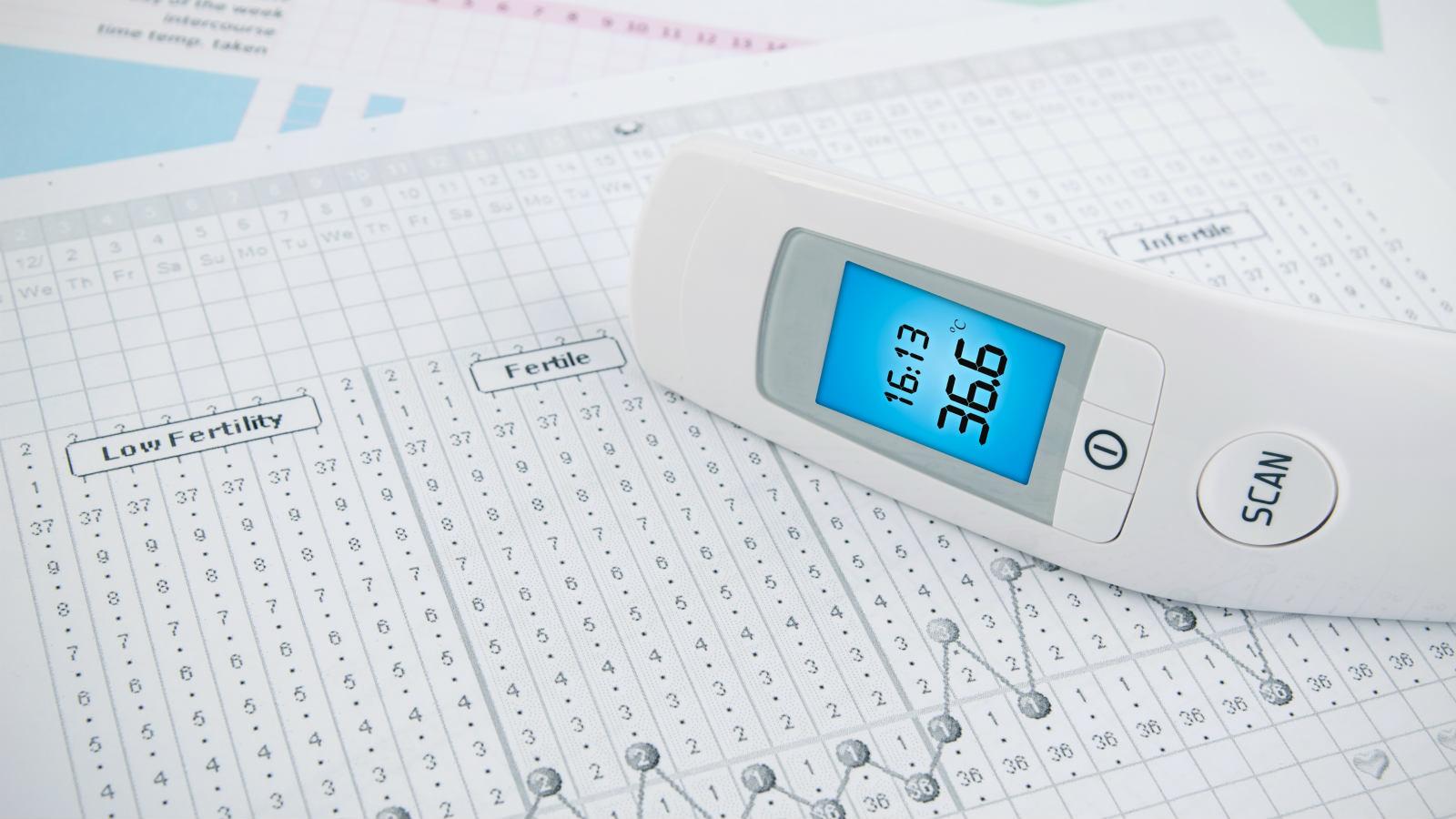 Come si misura la temperatura basale