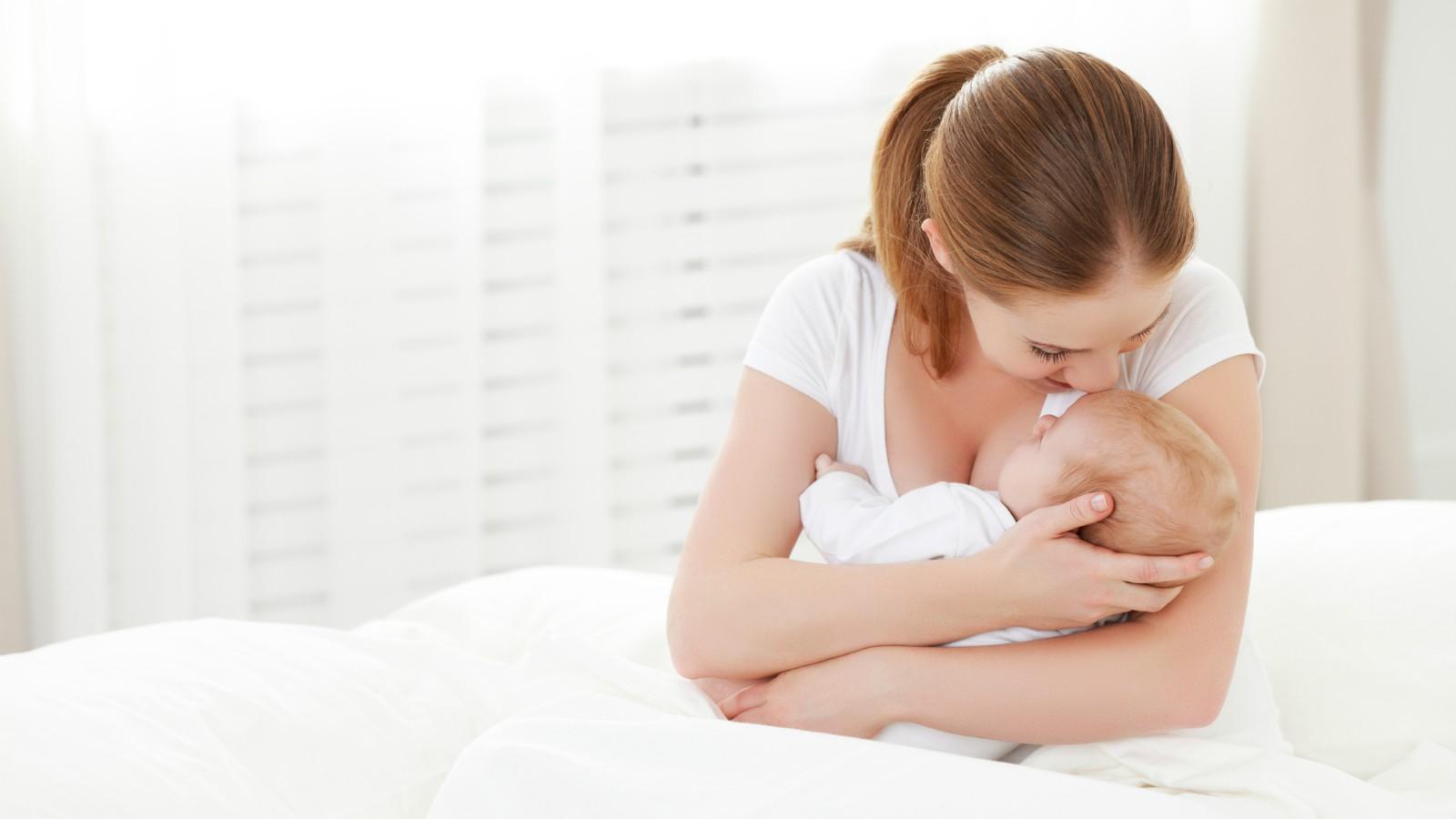Consigli per l'allattamento al seno