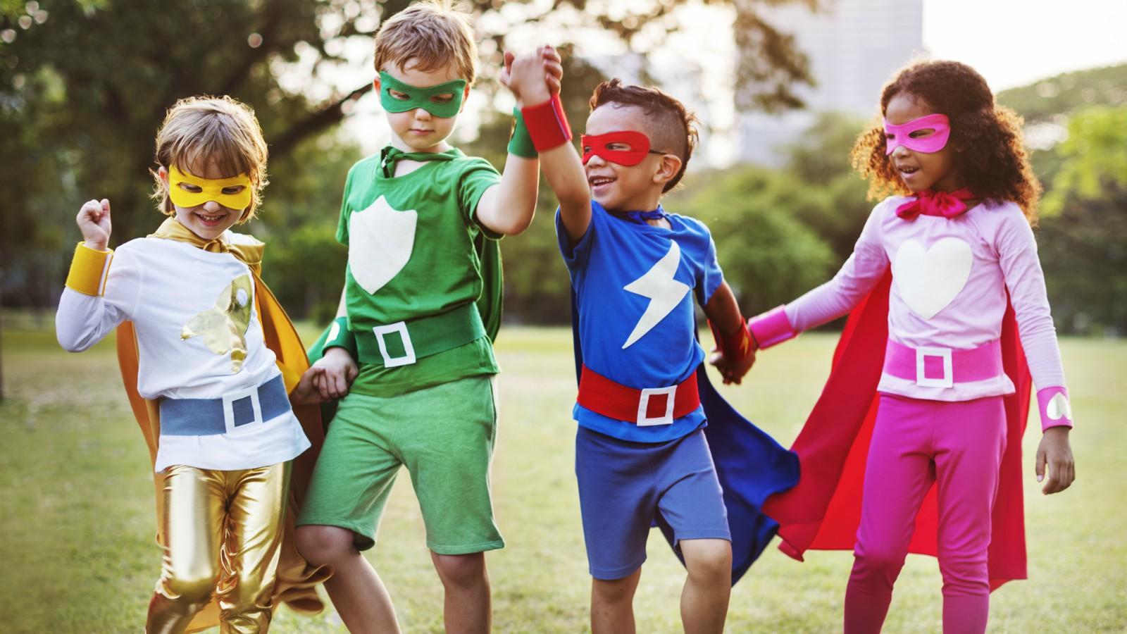Cosa possono insegnare i supereroi