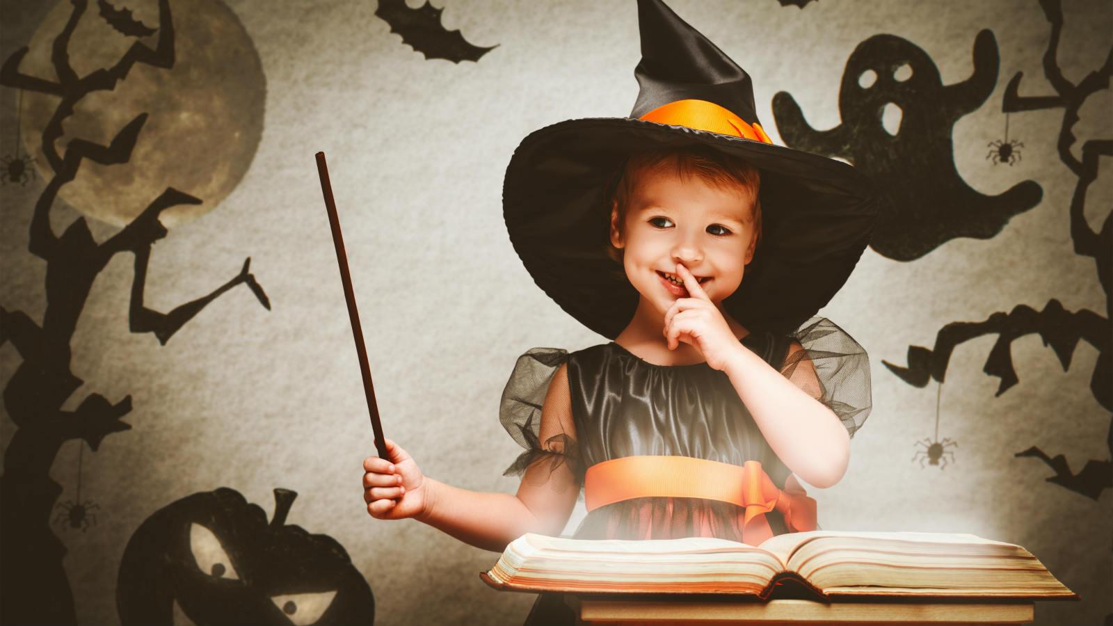 Halloween, perché piace tanto ai bambini?
