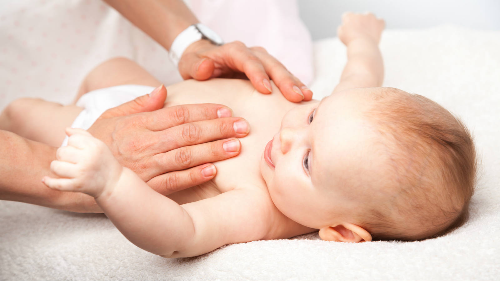Come proteggere la pelle dei bambini dal freddo