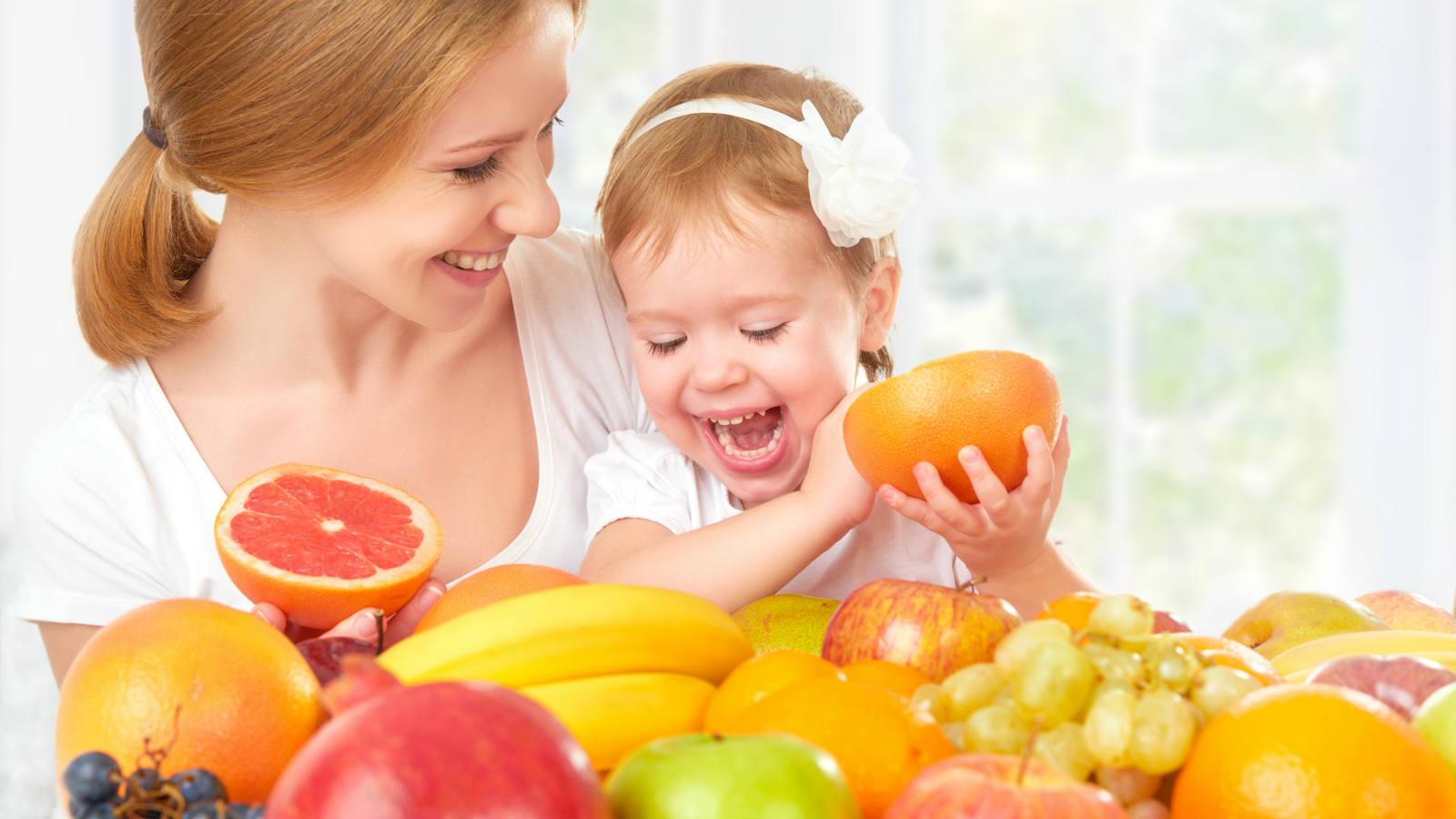 La frutta dell'inverno, proprietà nutritive