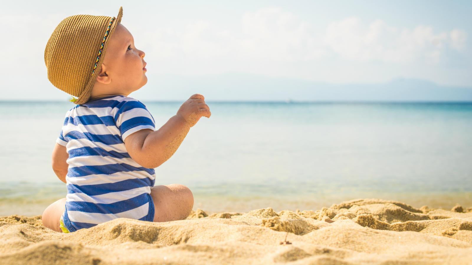 Migliori spiagge per bambini