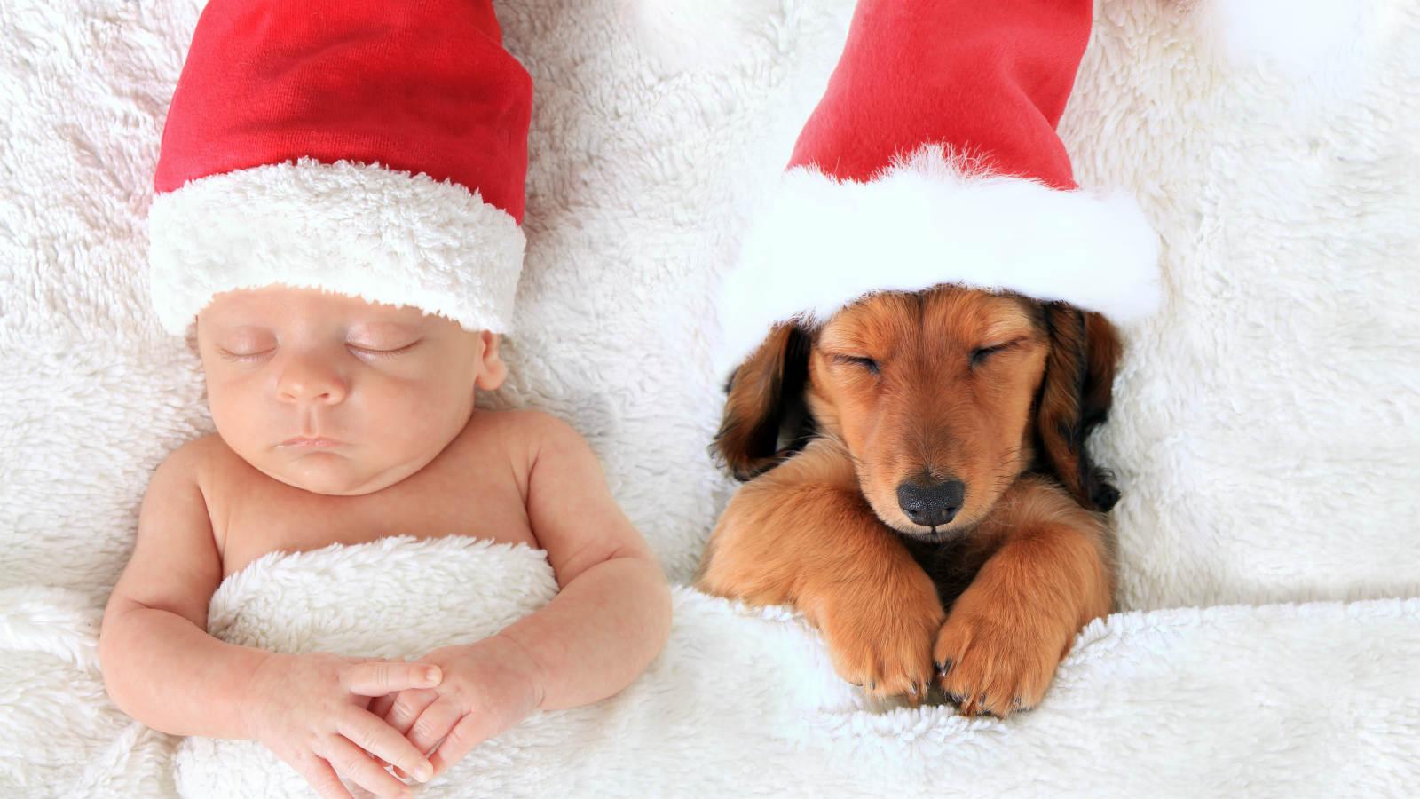 Come passare il Natale con i bambini piccoli